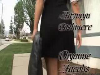 Domina X's Ebony Jazmine Cashmere, Chyanne Jacobs