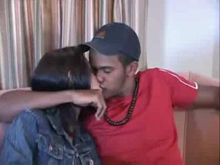 Cute Latina Fucked In The Ass