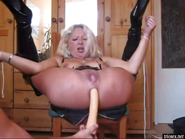 Porno Video of Extreme Mature