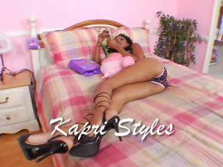 Kapri Styles Shot By Sex Pistol