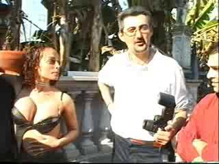 Porn Tube of Italia Federica Casting