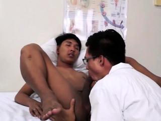 Medical Fetish Asians Argie and Freddy