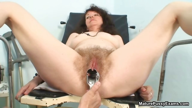 Porno Video of Horny And Hairy Grandma Gets Her Pussy Part2