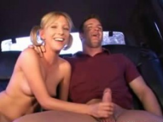 Porno Video of Teeny Blonde Hitchhiker Made To Suck