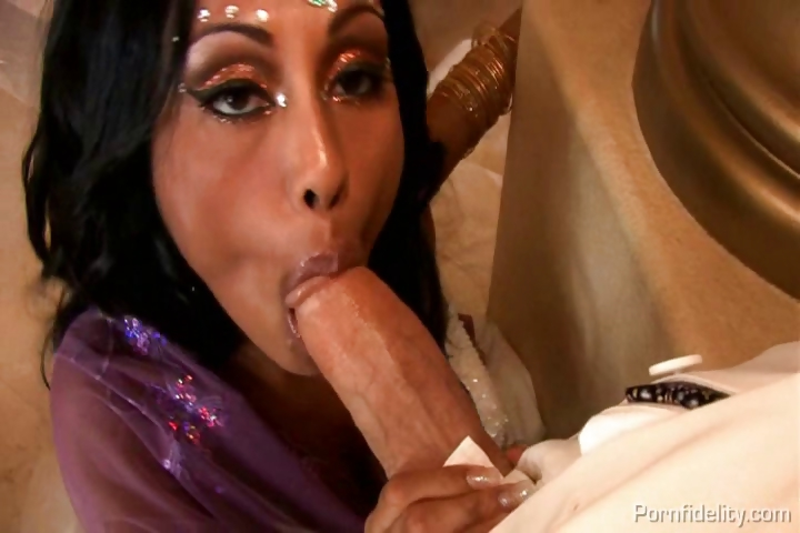 Porn Tube of Lucky American Marries An Indian Sex Goddess