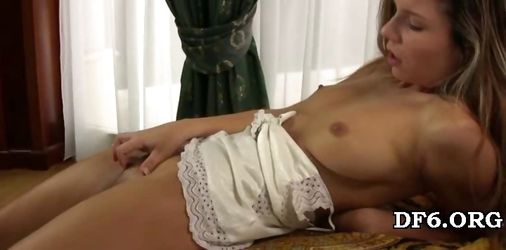 Porno Video of Young Virgin Undressing
