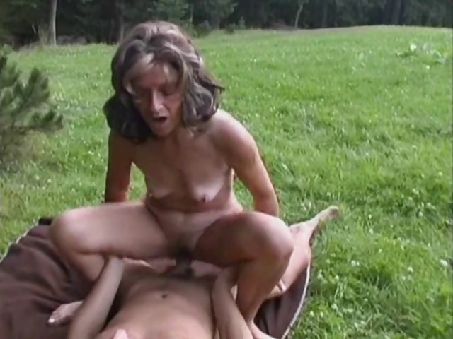 Porn Tube of Anita, 60 Y.o.