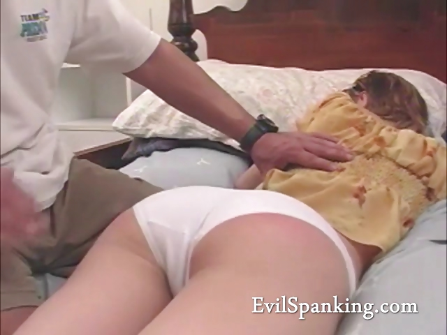Porno Video of Lovely Teen Ass Spanked