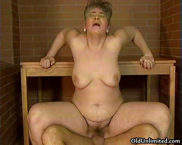 Porno Video of Fat Old Mature Wife Without Teeth Gets Part5