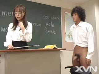 Porno Video of Something For The Teacher
