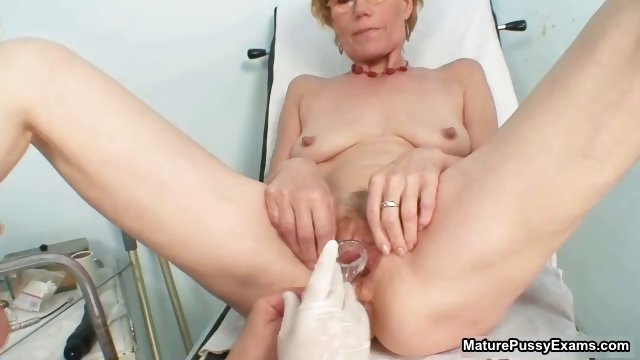 Porn Tube of Horny Old Housewife Getting Her Large Part3