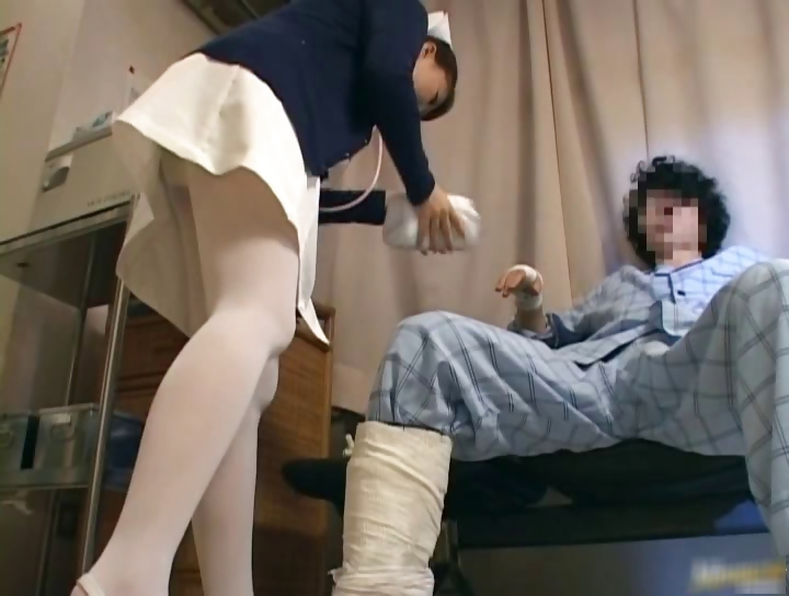 Porno Video of Super Sexy Japanese Nurses Sucking Part1