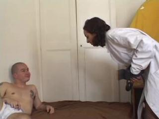 Porn Tube of French Arabian Nurse