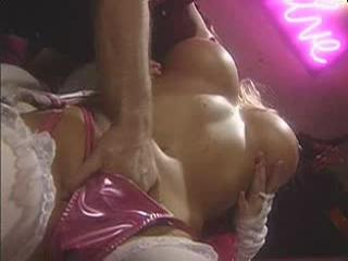 Porn Tube of Stacy Valentine Fucks In Back Of The Club