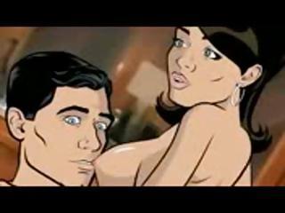 Секс со служанками в латексе