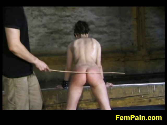 Porno Video of Angie Gets Roughly Whipped