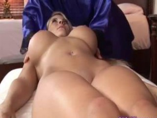 Porn Tube of Super Hot Lesbian Massage + Sex