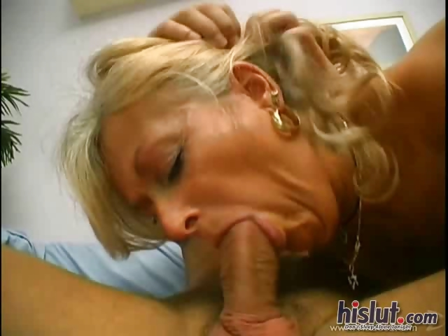 Porn Tube of This Grandma Gets Laid