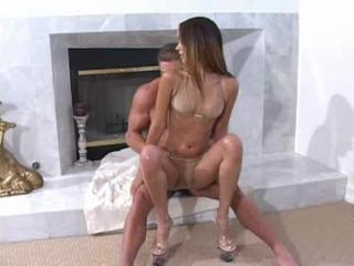 Porno Video of Gorgeous Exotic Skinny Girl