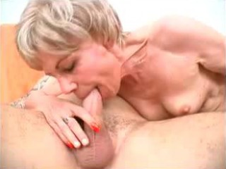Grandma Likes It 3 Way, Scene 3 Mature Mother