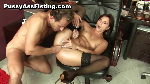 Porn Tube of Horny Whore Gets Her Gaping Asshole Part3