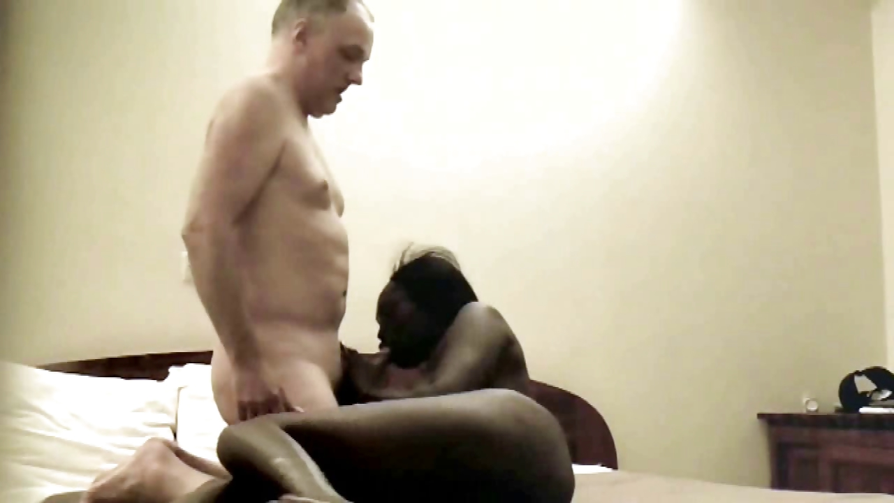 Porn Tube of Nyomis African Blowjob
