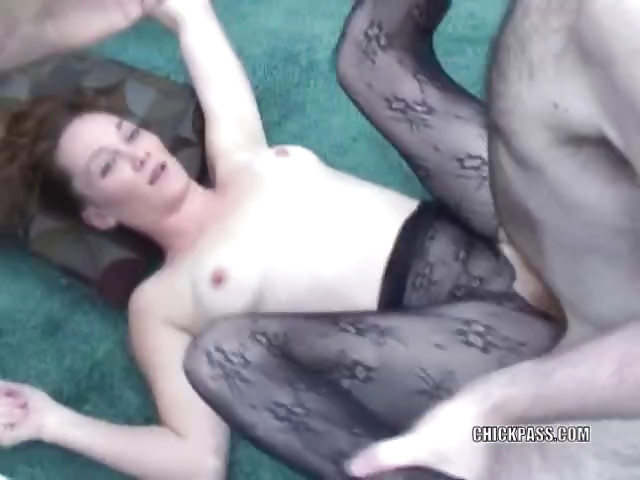 Porno Video of Redhead Navaya Getting Pounded By A Lucky Geek