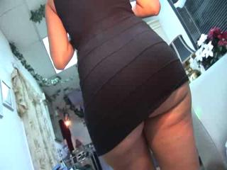 Porno Video of Latina Ass