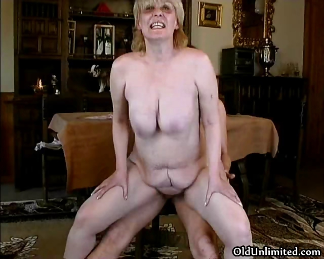 Porn Tube of Horny Mature Mom With Big Tits Fucking Part6
