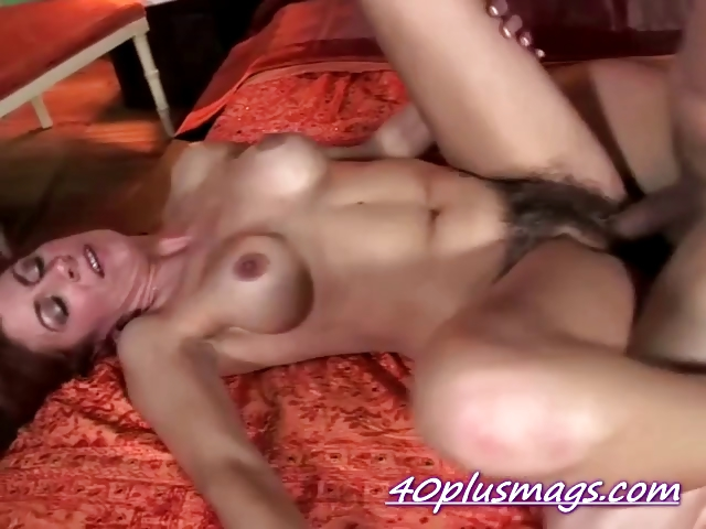 Porn Tube of Pounding Hairy Housewife Karen