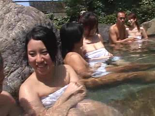Japanese Group Sex In Hot Spring Porn Tube of Japanese Group Sex In Hot ...