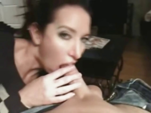 Porn Tube of Milf Blowjob Cock And Cum Swalow
