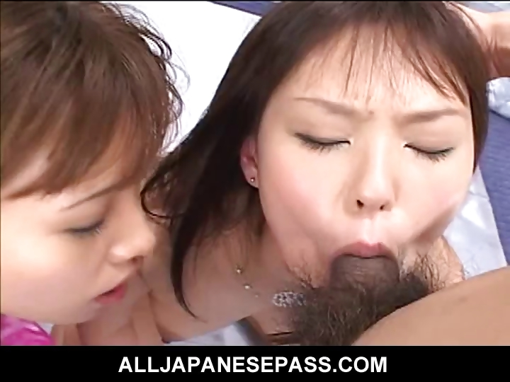 Porno Video of Japanese Sluts Fuck An Uncut Cock And Share A Hot Jizz Cocktail