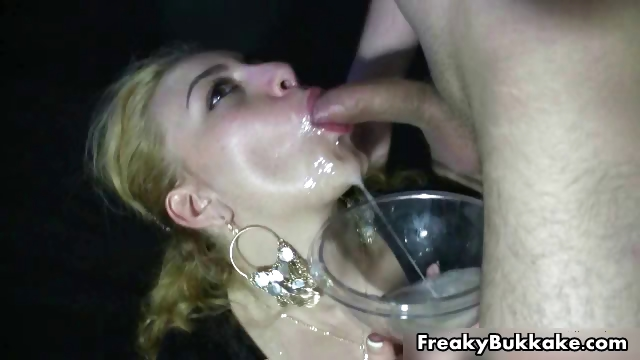Porno Video of Cum Hungry Girl Eats And Drinks A Lot Part3