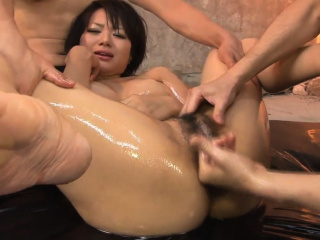 Horny babe pussy fondled and fucked hard – More at