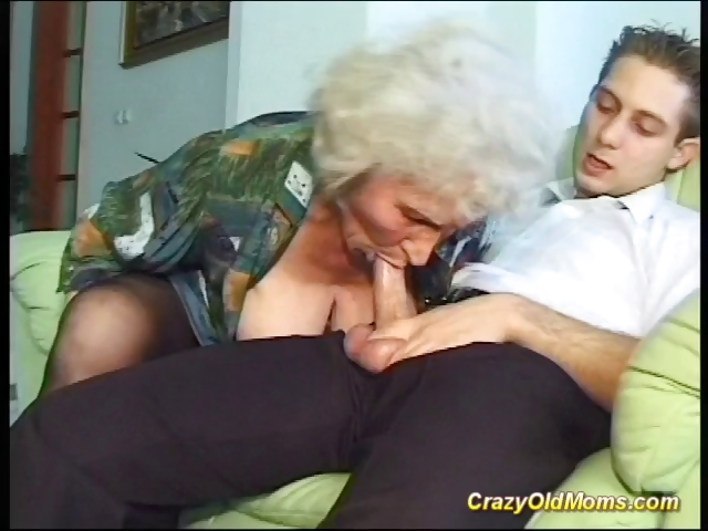 Porno Video of Cray Old Mom Gets Fucked Hard