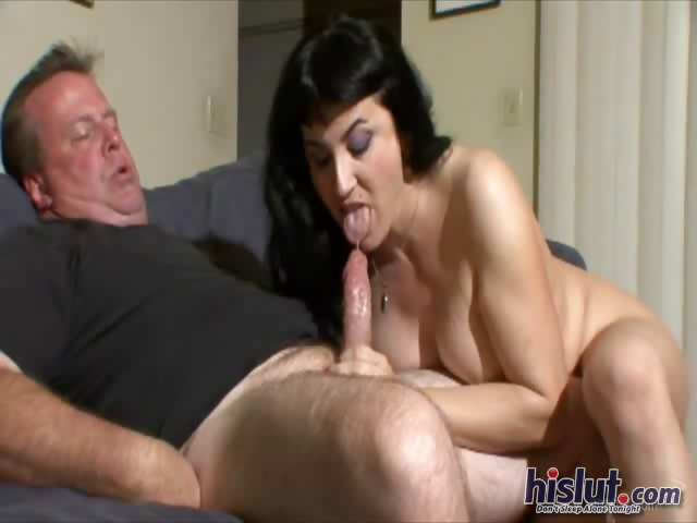 Porno Video of Claudine Rides This Pole