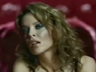 Porno Video of Kylie Minogue Sexy Posing