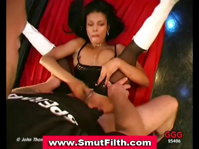Porno Video of Real European Slut Gets Fucked And Gets Bukkake In Gangbang