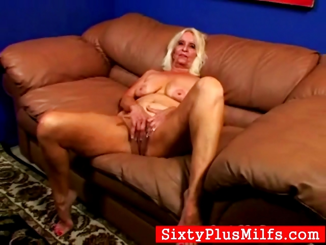 Porno Video of Nasty Chubby Granny Stripping