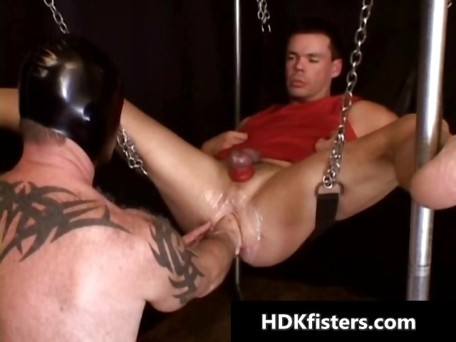 Sex Movie of Extreme Hardcore Gay Fisting Part4