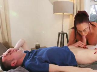 Массаж простаты в салоне порно