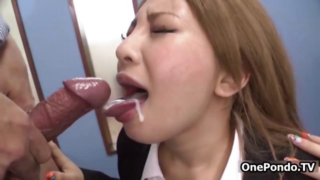 Sex Movie of Nasty Asian Slut Going Crazy Riding Part4