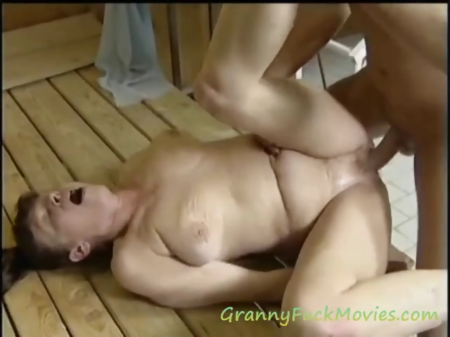 Porno Video of Granny Mandaline Fucked