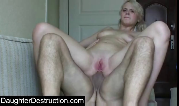 Porn Tube of Young Teen Take Inches Of Huge Cock