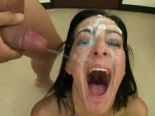 Porno Video of Presley Maddox Cover My Face Bukkake Scene