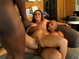 Порно онлайн блондинки большая грудь анал