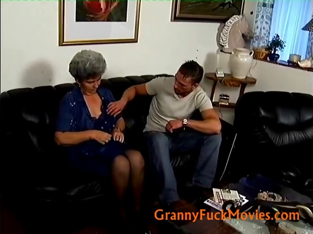 Porno Video of Granny Shila With Her Younger Friend