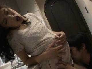 Японский секс в троем без цензуры