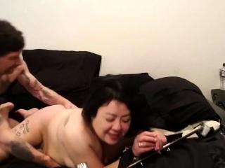 Смотреть порно видео кончают в анал